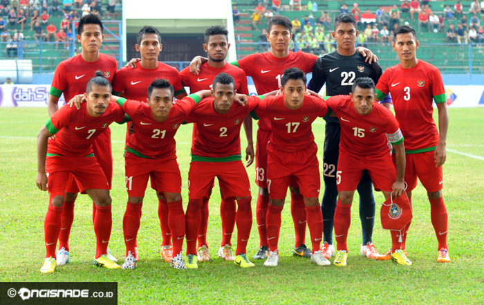 Timnas Indonesia 2016 (Foto: Ongisnade.Co.Id)